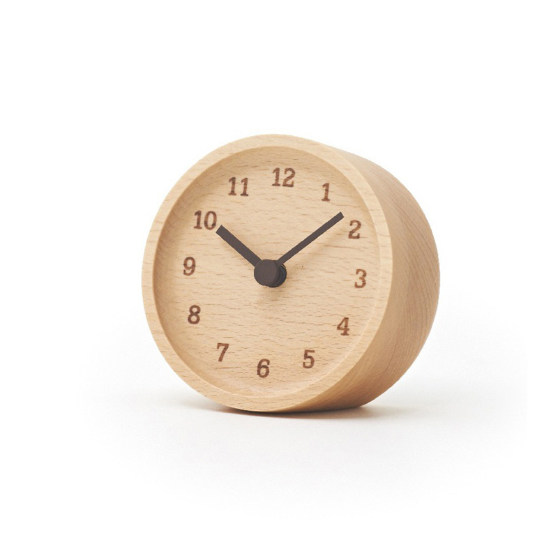 MUKU desk clock