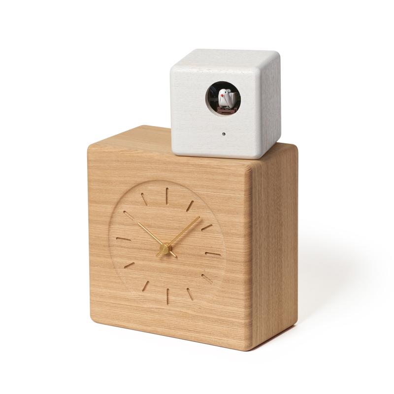 Cubist Cuckoo Clock