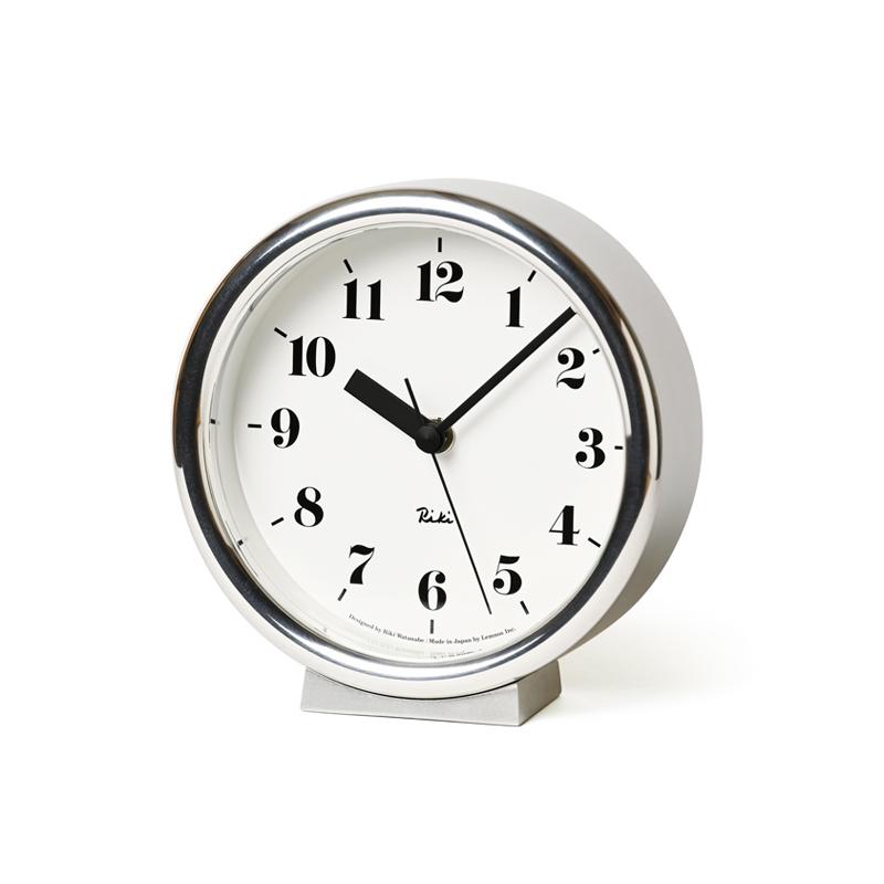 RIKI ALUMINUM CLOCK